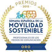 El reto de vivir sin coche, #DesAUTOxícate, premiado en la Semana Española de la Movilidad